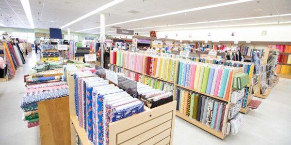 Alexandria Fabric Store