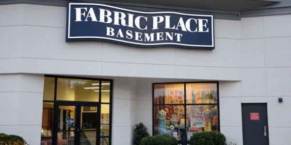 Natick Fabric Store