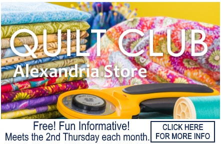 Fabric Store Quilting Club