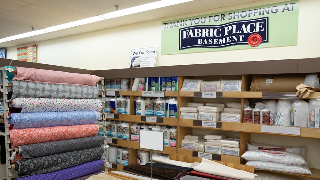 Washington DC Fabric Store