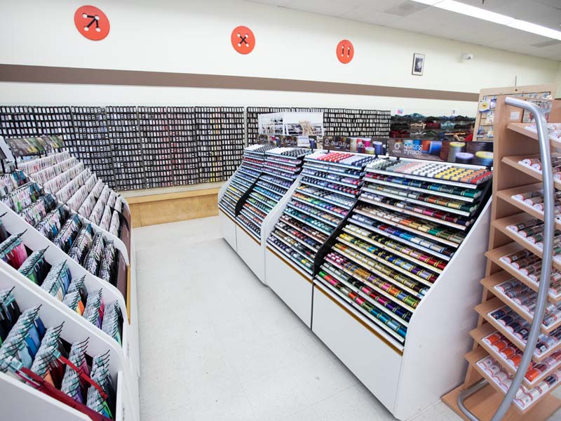 washington dc discount fabric store