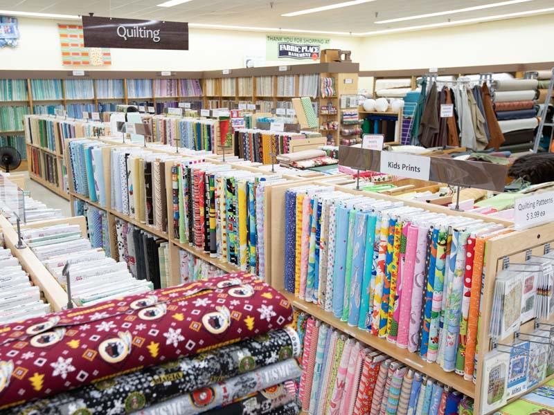 washington dc discount fabric store 6